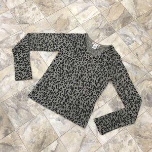 FOREVER 21 Leopard cardigan